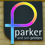 Parker & Son - the 'business' printers